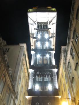 Elevador de Santa Justa (Santa Justa Lift)